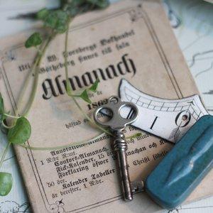 Liten nyckel