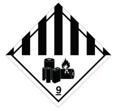 Klasse 9A - Skilt - 25 stk