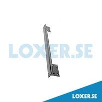 T-järn 600 mm hög, 32 mm bred, 35 mm djup