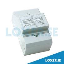 Transformator stabiliserad 12VDC 2A DIN