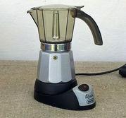 Alicia elektrisk Italiensk espressobryggare 6 koppar