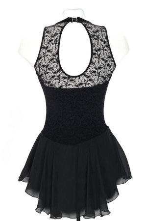 Overlace dress