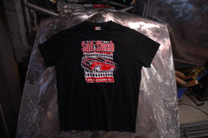 Salt Slush Racing T-shirt (M). SLUTSÅLD!