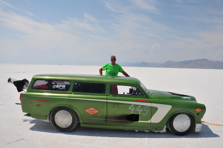 15 Races at Bonneville Speed Week! Turbo: EFR 9180