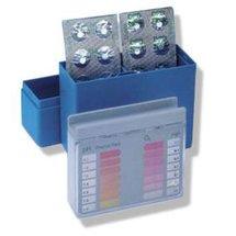 Mini Pool-Tester (pH & aktivt syre)