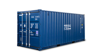 20 fots (33 m3) Container