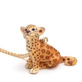 Jaguarunge Halsband