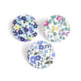 Liten Pin 'Floral' 3-pack