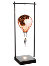 Hot Air Balloon Leopard Pink