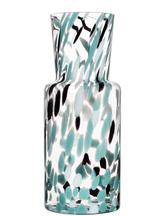 Fir Vase Green / Black High