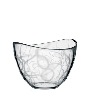 Pond Bowl Tangle Medium - Orrefors