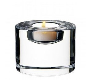 Puck Votive Clear Large - Orrefors