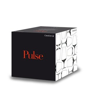 Pulse Wine Glass 4-pack  - Orrefors