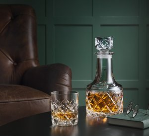 Sofiero Old Fashioned Whiskey glass  OF - Orrefors