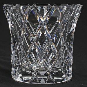 Sofiero Vase Wide - Orrefors