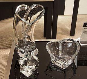 Valentino Vas Hjärta - Orrefors