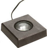 Light Base in Wood Black SW11