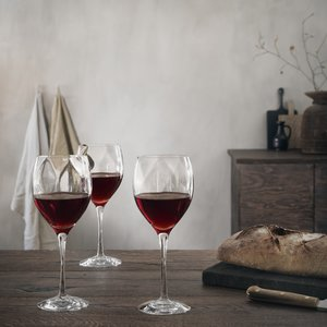 Château Red Wine Glass XL - Kosta Boda