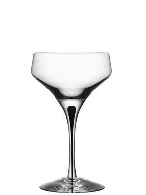 Metropol Coupe Champagne Glass - Orrefors