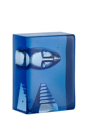 Azur Stairs Blå Block Trappa - Kosta Boda