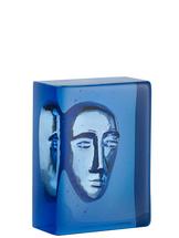 Azur Man Blue Block