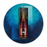 Champagne Bottle Sparkling Red