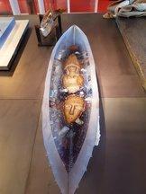 Boat Blue Human