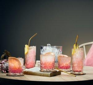 Peak Highball Drinkglas 4-pack - Orrefors