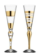 Clown Gold Champagne 2-pack