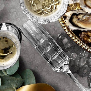 Street Champagne - Orrefors Champagneglas