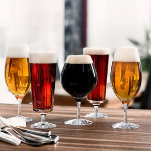 Difference Porter Beer Glass - Orrefors