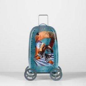 Cabin bag Dramaten Blue - Kosta Boda