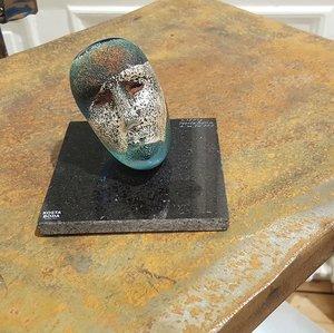 Brains on Stone Green - Kosta Boda