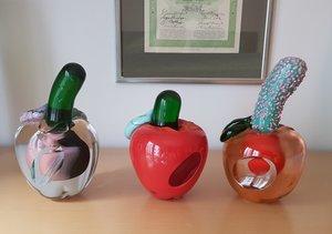 We Love Apples I Äpple - Kosta Boda
