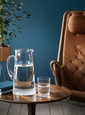 Limelight Vatten 2-pack - Kosta Boda Vattenglas