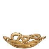 Basket Skål Guld