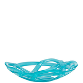 Basket Plate Turquoise