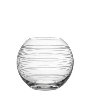 Graphic Vase Globe Medium  - Orrefors