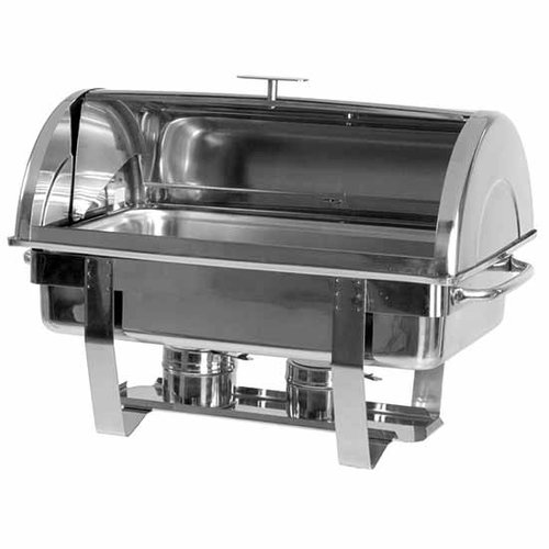 "Chafing dish med ""roll-top"" lock, 1x GN 1/1 h 65 mm"