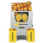Juicepress, automatisk, 20-25 apelsiner / minut, max ø 85 mm