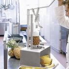 Ananasskalare, manuell