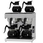 Kaffebryggare med 4 dekantrar 1,8 liter, automatisk