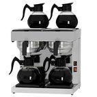Kaffebryggare med 4 dekantrar 1,8 liter, manuell