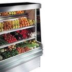 Kylt väggskåp för frukt med 3 hyllor, +5 ° C / + 7 ° C, w 1800 mm