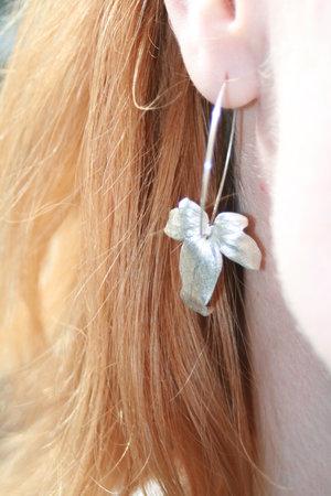 Murgröna örhängen