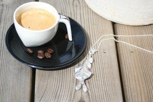 Kaffesugen halsband