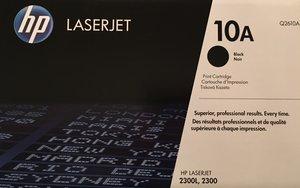 HP LaserJet toner 10A (svart) Q2610A