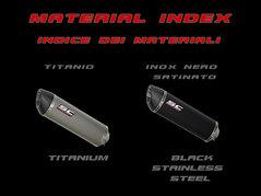 SC-Projekt - Oval Steel Black