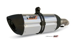MIVV -  Suono Rostfritt med kolfiber avslut