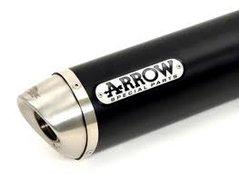 ARROW Dark Aluminium Med Rostfritt avslut